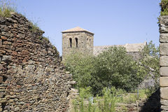 Sant Pere de Casserres Royalty Free Stock Photo