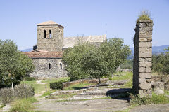 Sant Pere de Casserres Royalty Free Stock Image