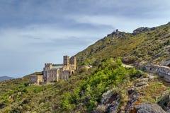 Sant pere De Rodes, Catalonia, Hiszpania obraz royalty free