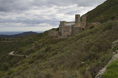 Sant Pere De Rodes Monastery Royalty Free Stock Image