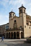 Sant Pere Nolasc, Barcelona Stock Photos