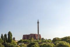 Sant precis Desvern, Catalonia, Spanien Royaltyfri Foto