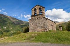 Sant Quirc de Durro стоковые изображения rf