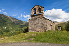 Sant Quirc de Durro Royalty Free Stock Images