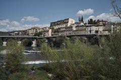 Sant Quirze de Besora Imágenes de archivo libres de regalías