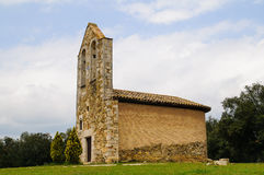 Sant Roc Church Hermitage Stock Photography