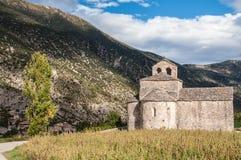 Sant Serni Royaltyfri Fotografi