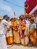 Sant Shri Balak Yogeshwar Das Ji Maharaj Fotos de archivo