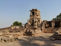 Sant Stupa Complex royalty free stock photography