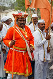 Sant Tukaram palkhi festival, village ender Stock Photo