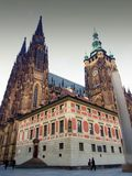 Sant Vitus cathedral Royalty Free Stock Photos