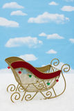 Santa�s Sleigh Royalty Free Stock Photography