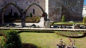 santa κήπων της Barbara απόθεμα βίντεο