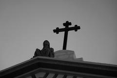 santa αποστολής της Barbara Στοκ Εικόνα