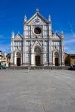 santa βασιλικών croce στοκ εικόνες