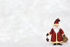 santa ειδωλίων Claus στοκ φωτογραφίες με δικαίωμα ελεύθερης χρήσης