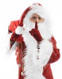 santa ερχομού Claus Στοκ εικόνα με δικαίωμα ελεύθερης χρήσης
