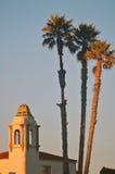 santa Καλιφόρνιας διαμερισμά&ta Στοκ Εικόνα