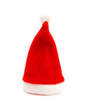 santa καπέλων Χριστουγέννων Στοκ φωτογραφία με δικαίωμα ελεύθερης χρήσης