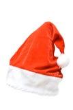 santa καπέλων Χριστουγέννων Στοκ φωτογραφίες με δικαίωμα ελεύθερης χρήσης