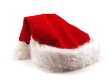santa καπέλων Claus Στοκ εικόνες με δικαίωμα ελεύθερης χρήσης