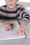 santa καταλόγων Claus Χριστουγένν&o Στοκ εικόνα με δικαίωμα ελεύθερης χρήσης