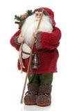 santa κουκλών Claus στοκ φωτογραφία με δικαίωμα ελεύθερης χρήσης