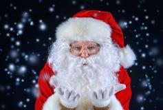 santa προσώπου Στοκ εικόνες με δικαίωμα ελεύθερης χρήσης
