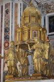 santa της Μαρίας Ρώμη βασιλικών mag Στοκ Φωτογραφίες