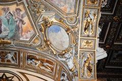 santa της Μαρίας Ρώμη βασιλικών mag Στοκ Εικόνα