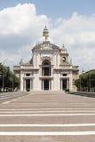 santa της Μαρίας degli assisi angeli Στοκ Εικόνα