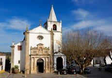 santa της Πορτογαλίας obidos της Μ&alp στοκ εικόνα