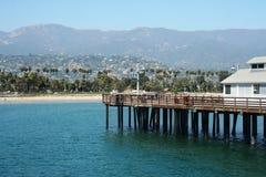 santa της Barbara Καλιφόρνια Στοκ φωτογραφίες με δικαίωμα ελεύθερης χρήσης