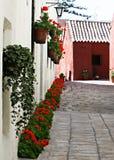 santa του Περού μονών της Catalina arequipa Στοκ φωτογραφίες με δικαίωμα ελεύθερης χρήσης