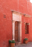 santa του Περού μονών της Catalina arequipa Στοκ Φωτογραφίες