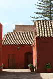 santa του Περού μονών της Catalina arequipa Στοκ Εικόνα