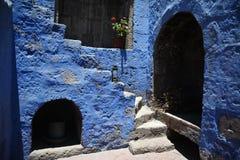 santa του Περού μονών της Catalina arequipa Στοκ Εικόνες