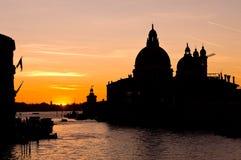 santa χαιρετισμού της Μαρίας della & Στοκ Φωτογραφίες