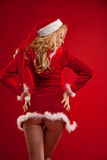 santa сексуальный Стоковая Фотография