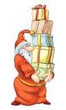 Santa 01 Royalty Free Stock Images