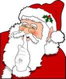 Santa_03 Stock Images