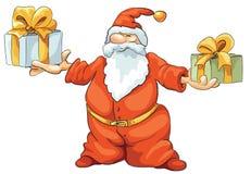 Santa 03 Royalty Free Stock Photo