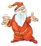 Santa 04 Royalty Free Stock Image