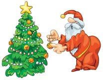 Santa 05 Royalty Free Stock Images