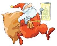 Santa 06 Stock Photos