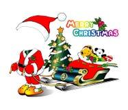 Santa 1 Royalty Free Stock Image