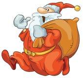 Santa 10 Royalty Free Stock Photos