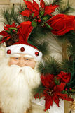 santa Стоковое Изображение RF