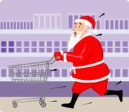 Santa Photos libres de droits