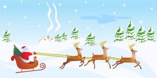 Santa. Stock Images